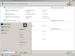 "Windows Server ""Longhorn"""