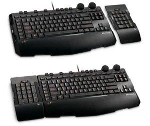 Microsoft Sidewinder Keyboard X6