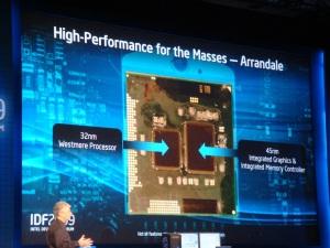 Intel Westmere 32nm